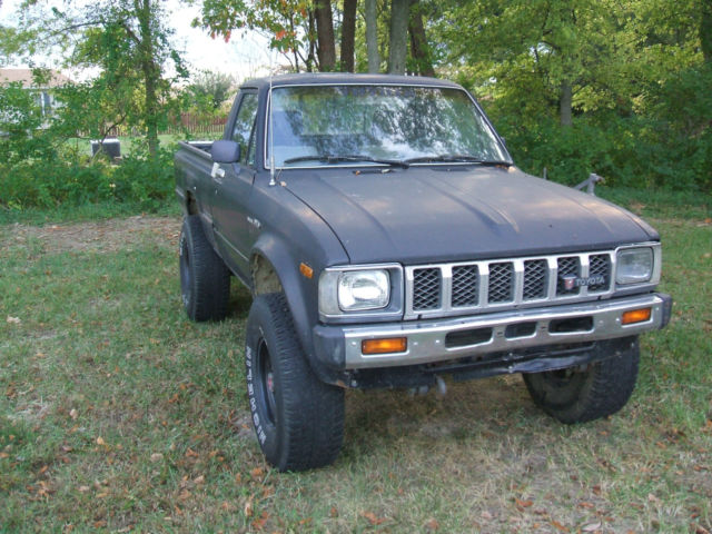 1983 Toyota Pick Up 4WD