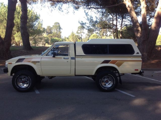 1983 Toyota Other SR5 Chrome Package