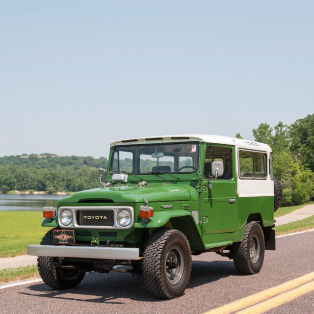 1983 Toyota Land Cruiser FJ43 Land Cruiser