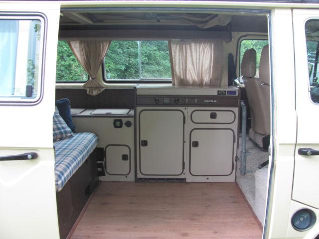 1983 Volkswagen Vanagon Westfalia Campmobile Camper Van 3 ...