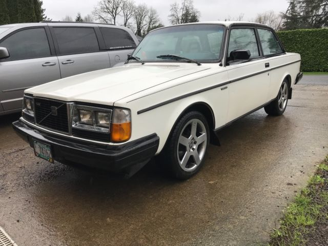 1983 Volvo 240 turbo