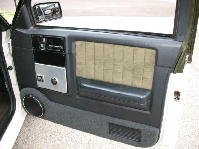 Chevy Dealer Portland >> 1984 2 Door Chevy S10 Blazer V8 Street Rod for sale: photos, technical specifications, description