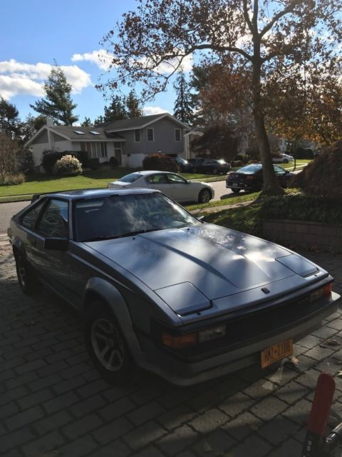 1984 Toyota Supra 2- Door Hatchback