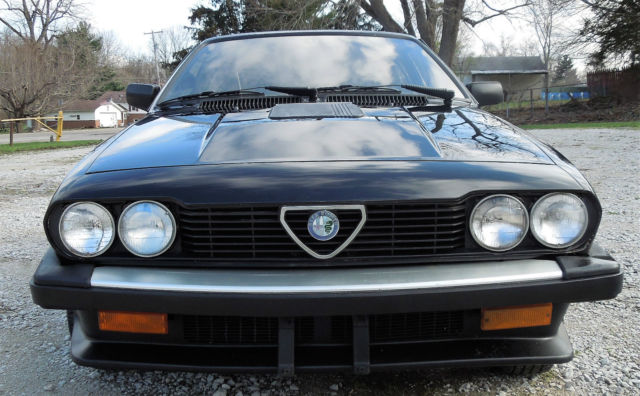1984 Alfa Romeo Other 2.5 Coupe 2-Door
