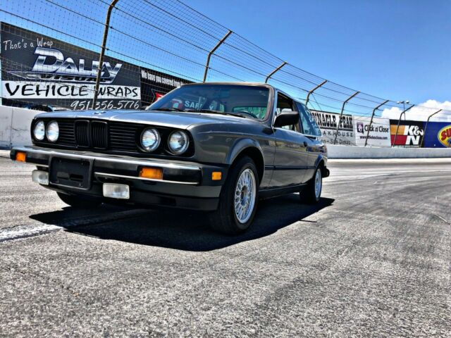 1984 BMW 3-Series iS