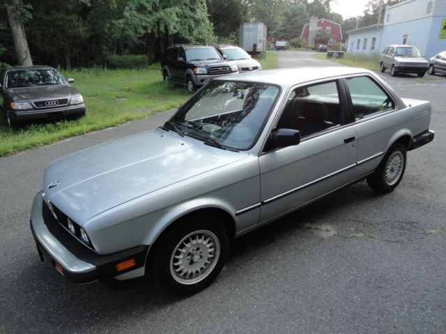 1984 BMW 3-Series 318i * 71K miles * 5-SPD * NO RUST