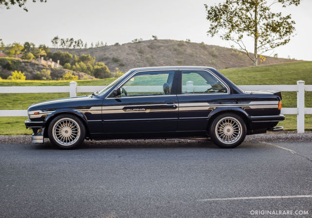 1984 bmw alpina c1 2 3 one of only 35 examples e30 3. Black Bedroom Furniture Sets. Home Design Ideas