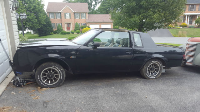 1984 Buick Grand National GN