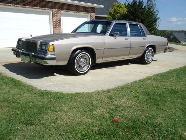 1984 Buick LeSabre Limited