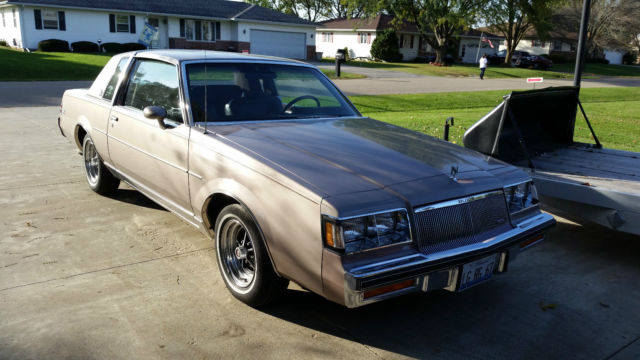 1984 Buick Regal Limited Coupe 2-Door