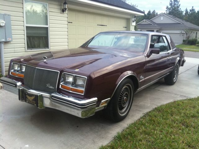 1984 buick riviera t type turbo for sale photos. Black Bedroom Furniture Sets. Home Design Ideas