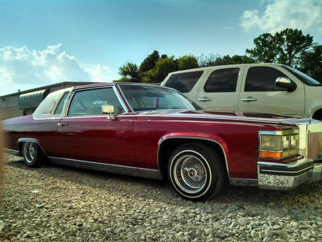 Cadillac Fleetwood Brougham For Sale 1984 Cadillac Fleetwood Fleetwood