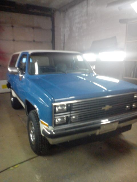 1984 Chevrolet Blazer ALL NEW SIDE TRIM