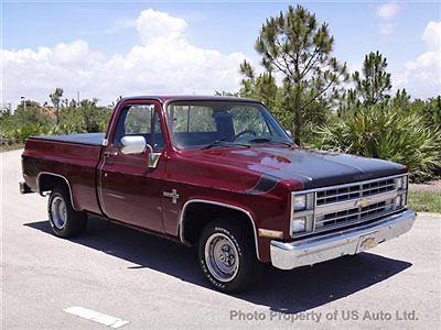 1984 chevy c/k 10
