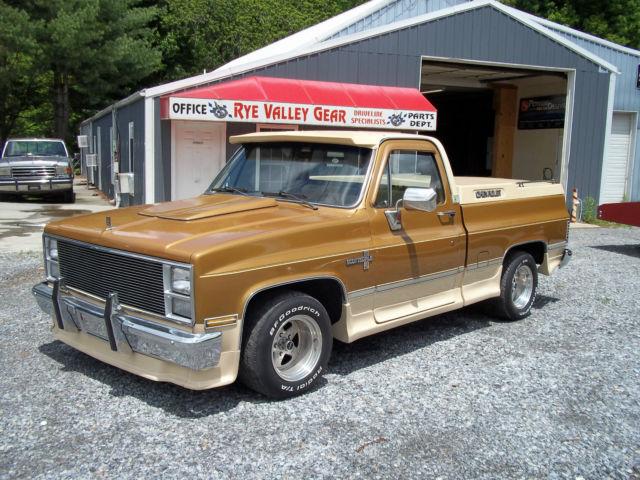 1984 chevrolet c10 scottsdale standard cab pickup 2 door 5 for 10 door truck
