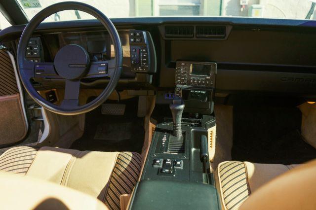 1984 Chevrolet Camaro Berlinetta For Sale Photos