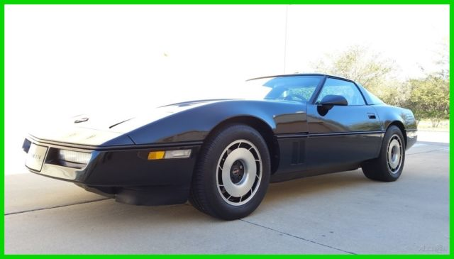 1984 Chevrolet Corvette L83 ONLY 47K MILES CLEAN CARFAX FL NO RESERVE!!
