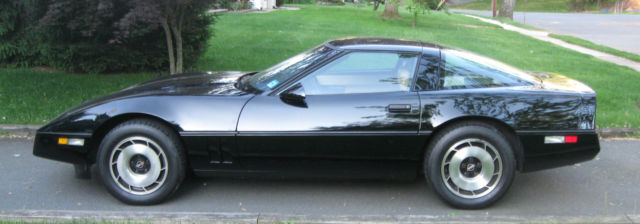 1984 Chevrolet Corvette Coupe 2 door