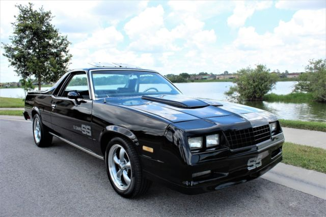 1984 Chevrolet El Camino SS Tribute