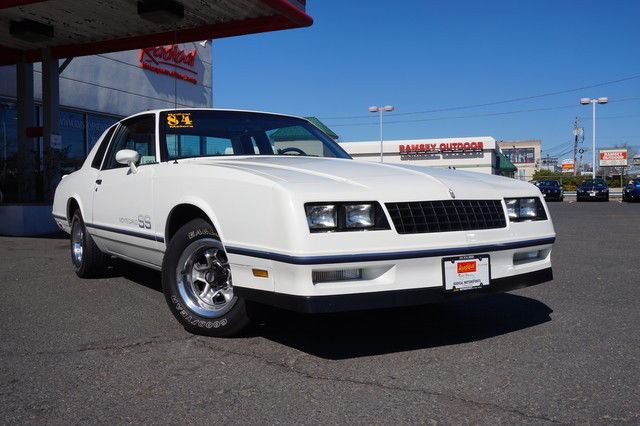 1984 Chevrolet Monte Carlo Ss Sport Coupe 5 0l Two Owner