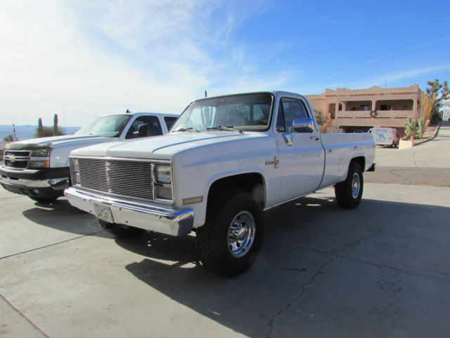 1984 Chevrolet Other Pickups Scottsdale