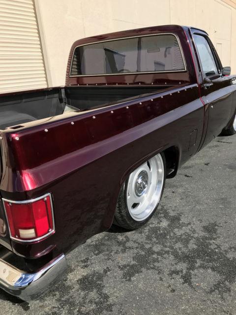 84 chevy c10 diesel