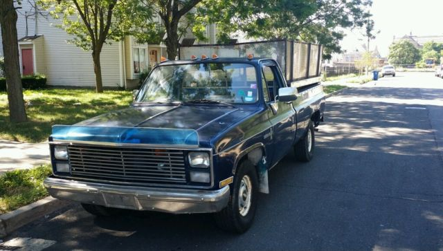 1984 Chevrolet Other Pickups chevy c10 1500 custom delux