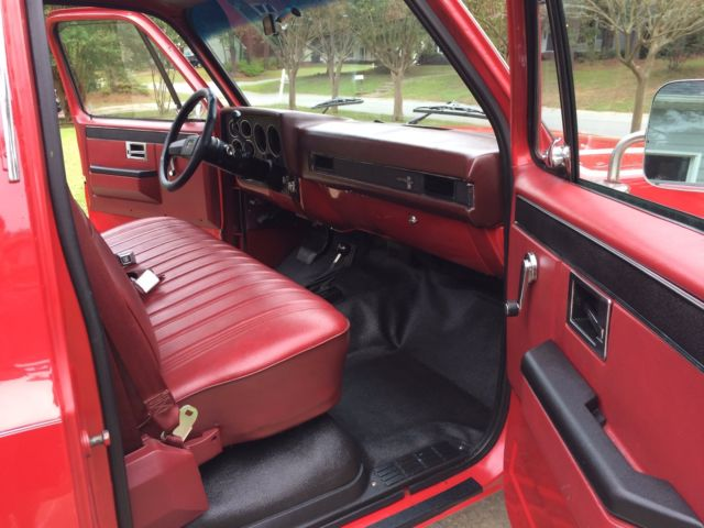 1984 CHEVY TRUCK K10 for sale: photos, technical ...
