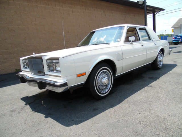1984 Chrysler Imperial