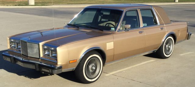 1984 Chrysler New Yorker Fifth Avenue