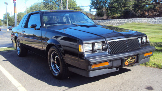 1984 Buick Grand National Regal