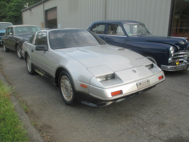 1984 Datsun Z-Series 300ZX TURBO 50TH ANNIVERSARY