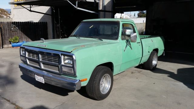 1984 Dodge Other Pickups D150