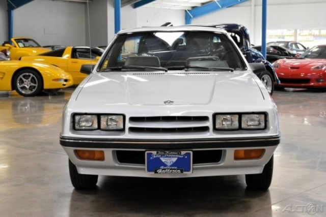 1984 Dodge Rampage 22L I4 8V Automatic Front Wheel Drive Truck 84