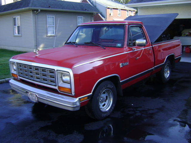 1984 Dodge Other Pickups 150 ROYAL SE