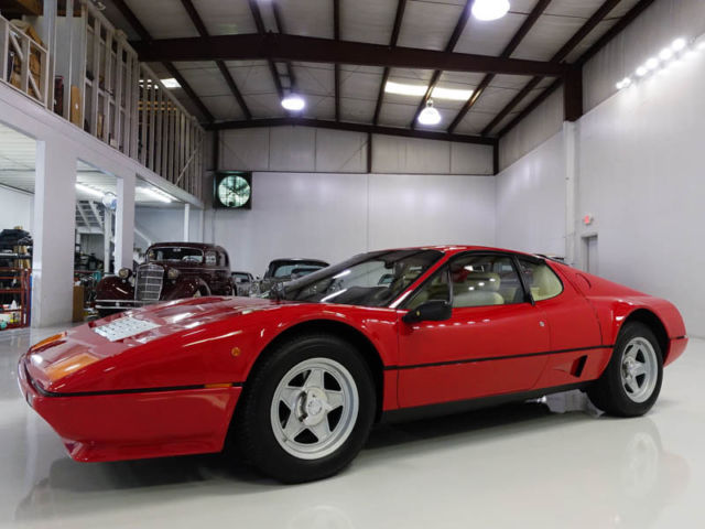 1984 Ferrari Other 512BBi, ONLY 4,945 DOCUMENTED MILES!