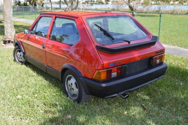1984 fiat ritmo abarth hatchback for sale photos technical specifications description. Black Bedroom Furniture Sets. Home Design Ideas