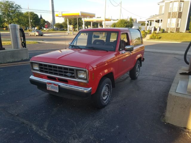 1984 ford bronco 2 4x4 28 l v6 1 1984 ford bronco 2 4x4 2 8 l v6 for sale photos, technical  at bayanpartner.co