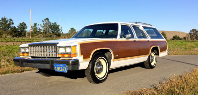 1984 Ford Other ltd crown victoria