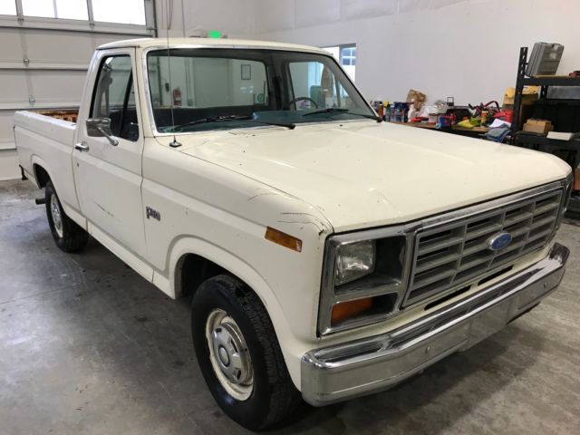 1984 Ford F-150 SHORT BED