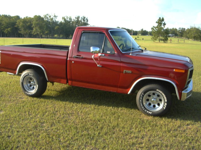 1984 Ford F-100