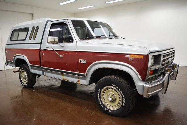 1984 Ford F-150 --