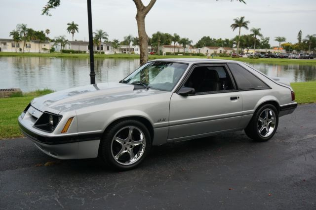 1984 Ford Mustang 5.0 Foxbody lx