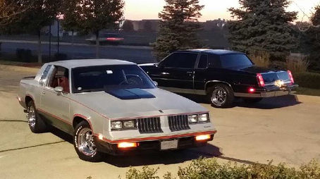 1984 Oldsmobile Cutlass HURST OLDS