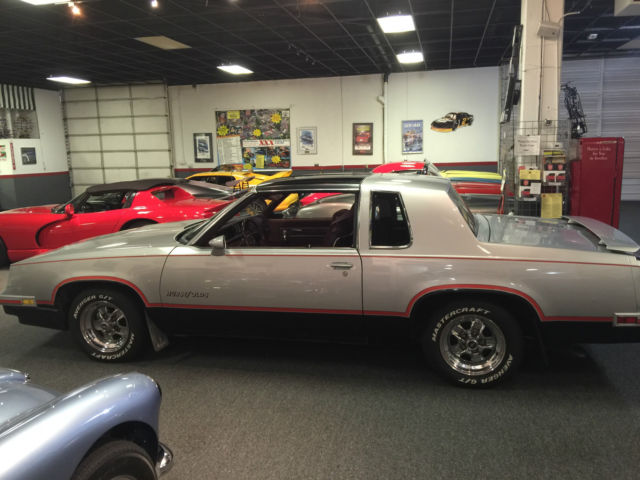 1984 Oldsmobile Other Hurst with Lightning Rod Shifter and T-Tops
