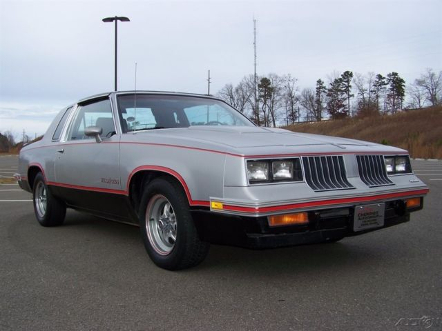 1984 Oldsmobile Cutlass Hurst