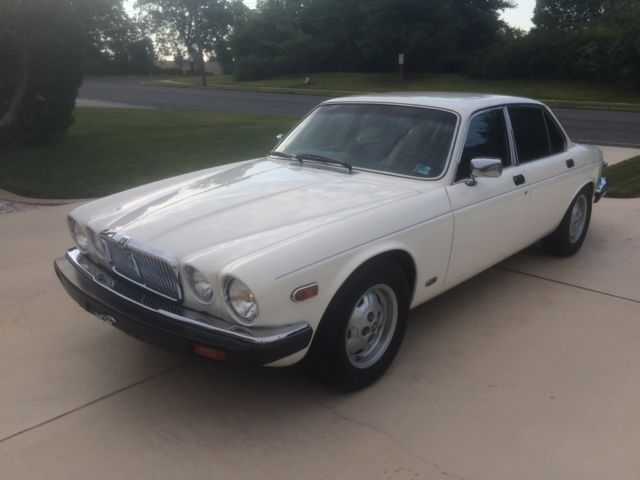 1984 Jaguar XJ6   Restored, Cloth Interior, Custom Features And Extra Parts.