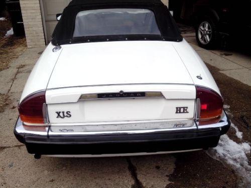 1984 Jaguar Xjs Base Coupe 2 Door 5 3l For Sale Photos Technical Specifications Description