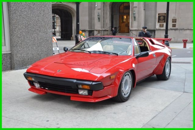 1984 Lamborghini Jalpa YOU CAN OWN FOR $997 PER MONTH