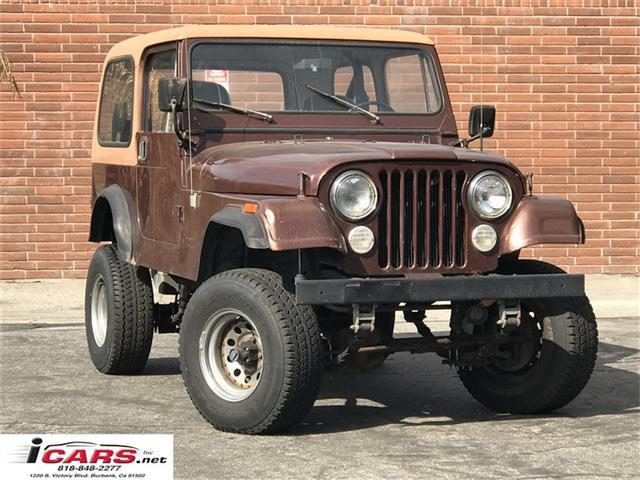 1984 Jeep Other 2dr